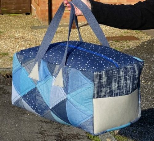 Overnight bag project
