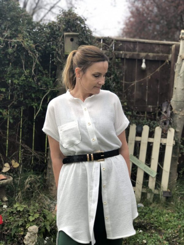 Best sewing patterns for double gauze