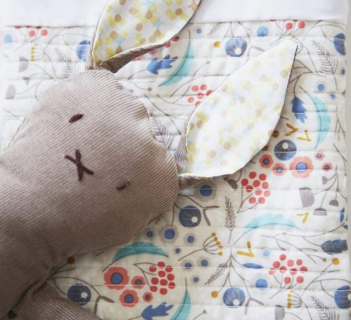 Toy bunny project